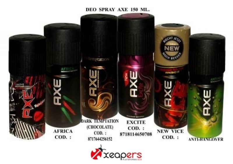 AXE Dark Temptation 150ml. 20 models to choose