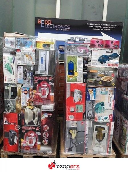 Inventory Management, liquidations, auctions, surplus